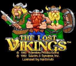 The Lost Vikings 01