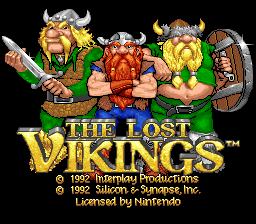 The Lost Vikings 01