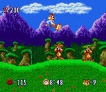 Bubsy in Claws Encounters of the Furred Kind 003