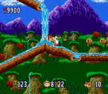 Bubsy in Claws Encounters of the Furred Kind 005