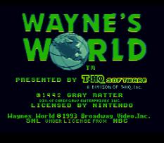Waynes World 001