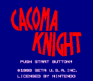 Cacoma Knight in Bizyland 01