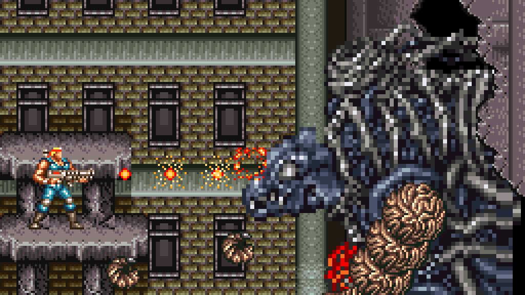 Contra III - The Alien Wars FI