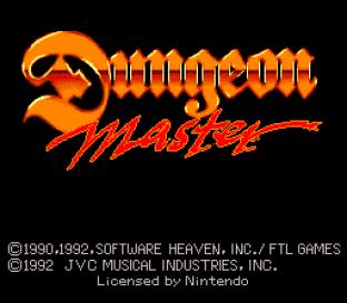 Dungeon Master 01