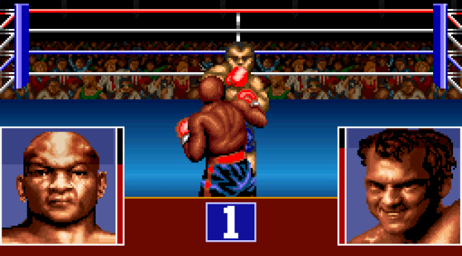 SNES A Day 77: George Foreman's KO Boxing