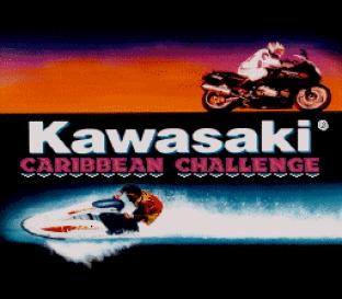 Kawasaki Caribbean Challenge 01
