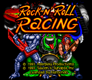 Rock N' Roll Racing 01