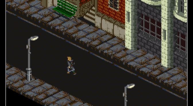 SNES A Day 186: Shadowrun