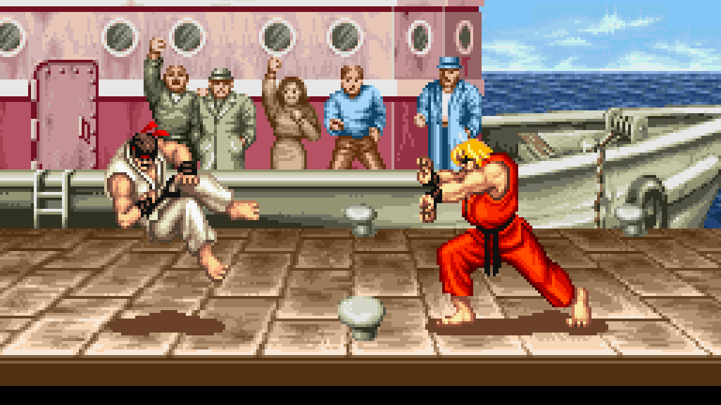Street Fighter II FI
