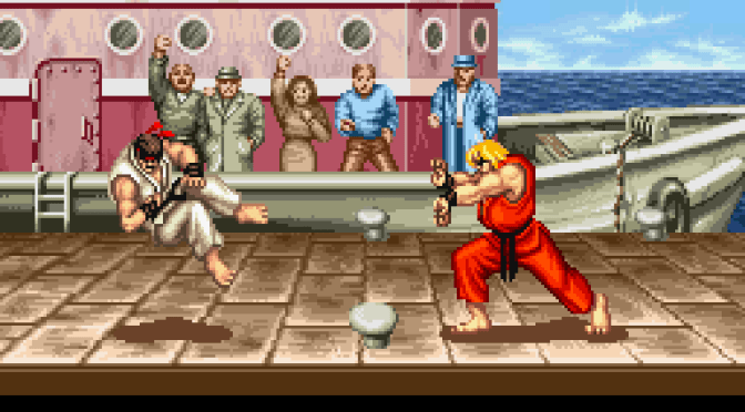 SNES A Day 68: Street Fighter II: The World Warrior