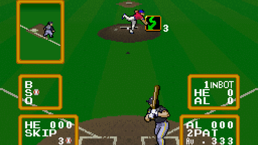 Super Baseball Simulator 1.000 FI