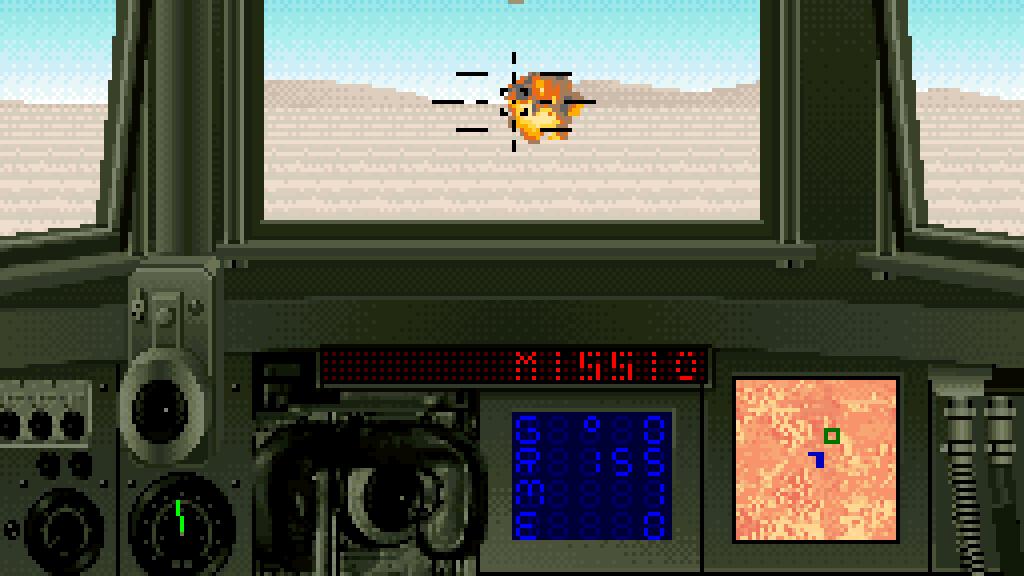 Super Battletank - War in the Gulf FI