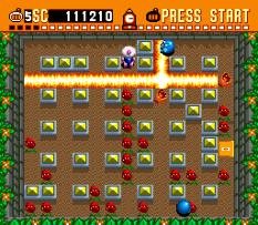 Super Bomberman 10