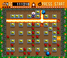 Super Bomberman 10