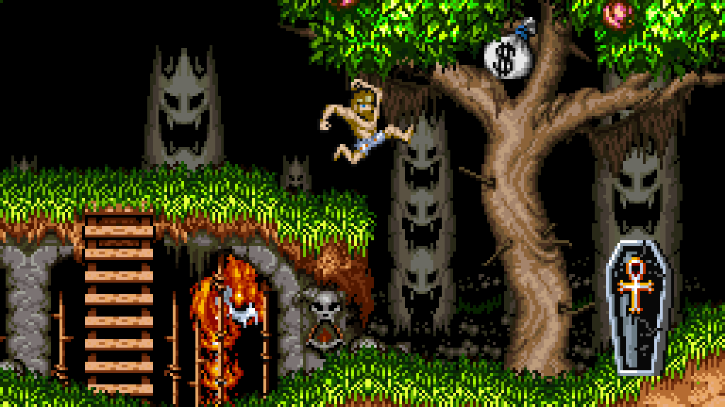Super Ghouls'n Ghosts FI