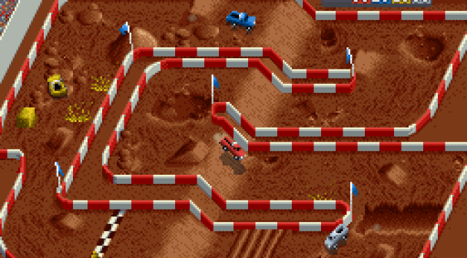 SNES A Day 27: Super Off Road