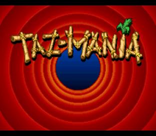 Taz-Mania 01