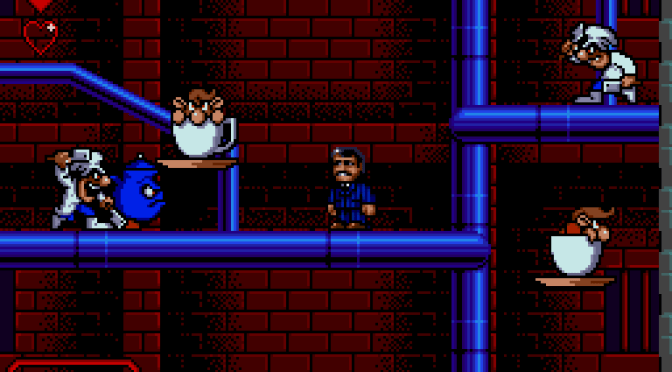 SNES A Day 43: The Addams Family