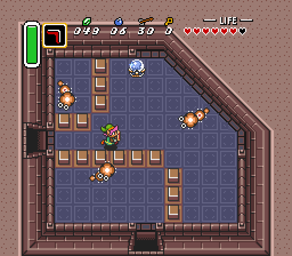 SNES A Day 48: The Legend Of Zelda: A Link To The Past