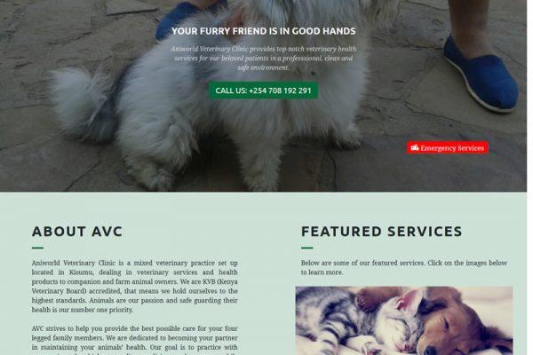 Aniworld-Vet-Clinic-Website-Full