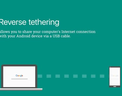 Reverse Tethering: How to Connect your Mobile to your Laptop WIFI