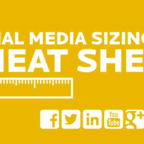 The 2018 Social Media Platforms Image & Video Sizing Guide