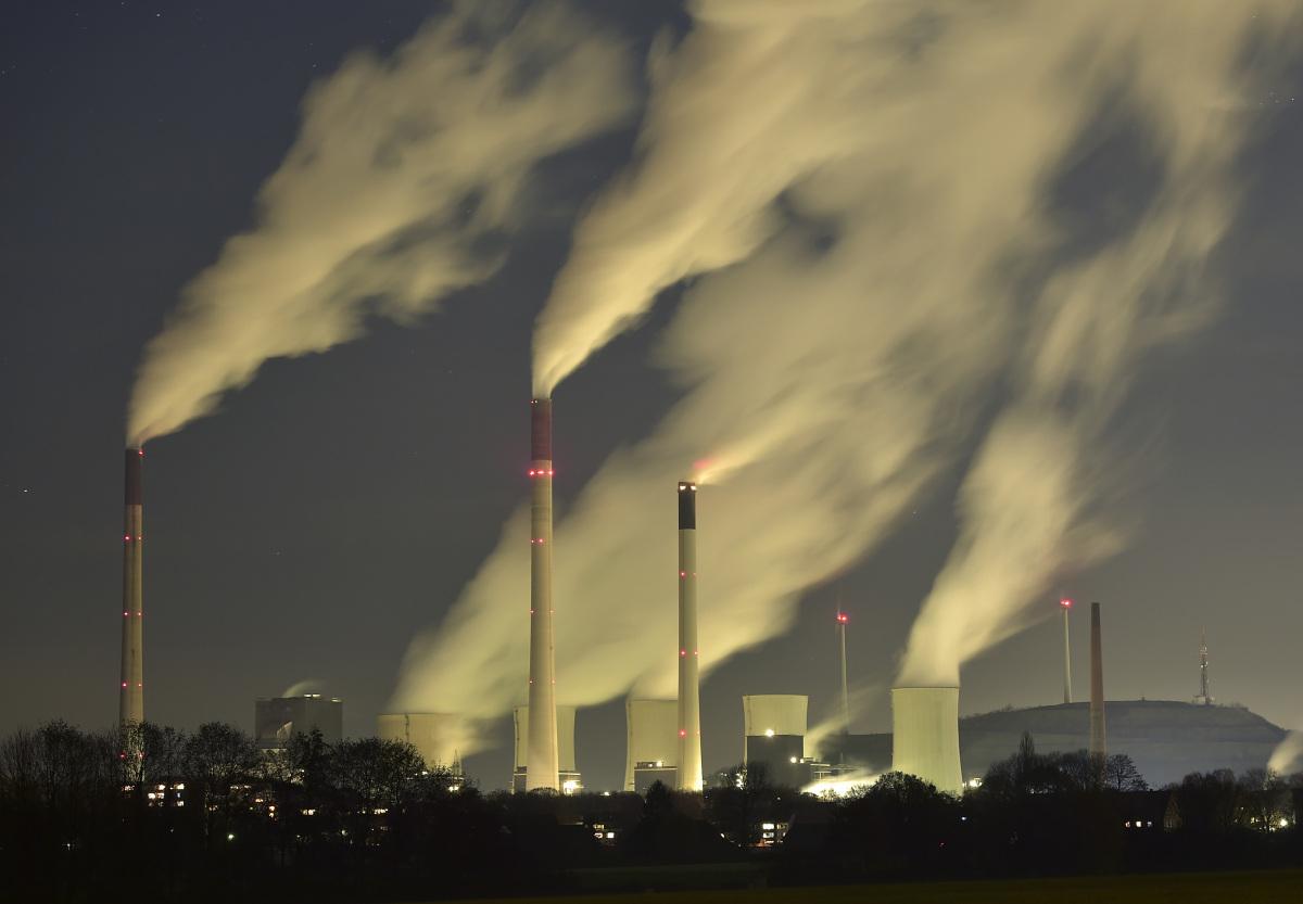 Energy Air Pollution