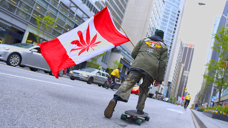 Canada could make a fortune from legalized pot