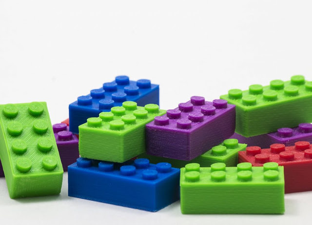 From Legos to Rockets: Technology is Disrupting Western Monopolies