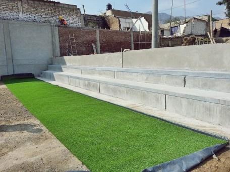 Desarrollo Del Proyecto San Martin: