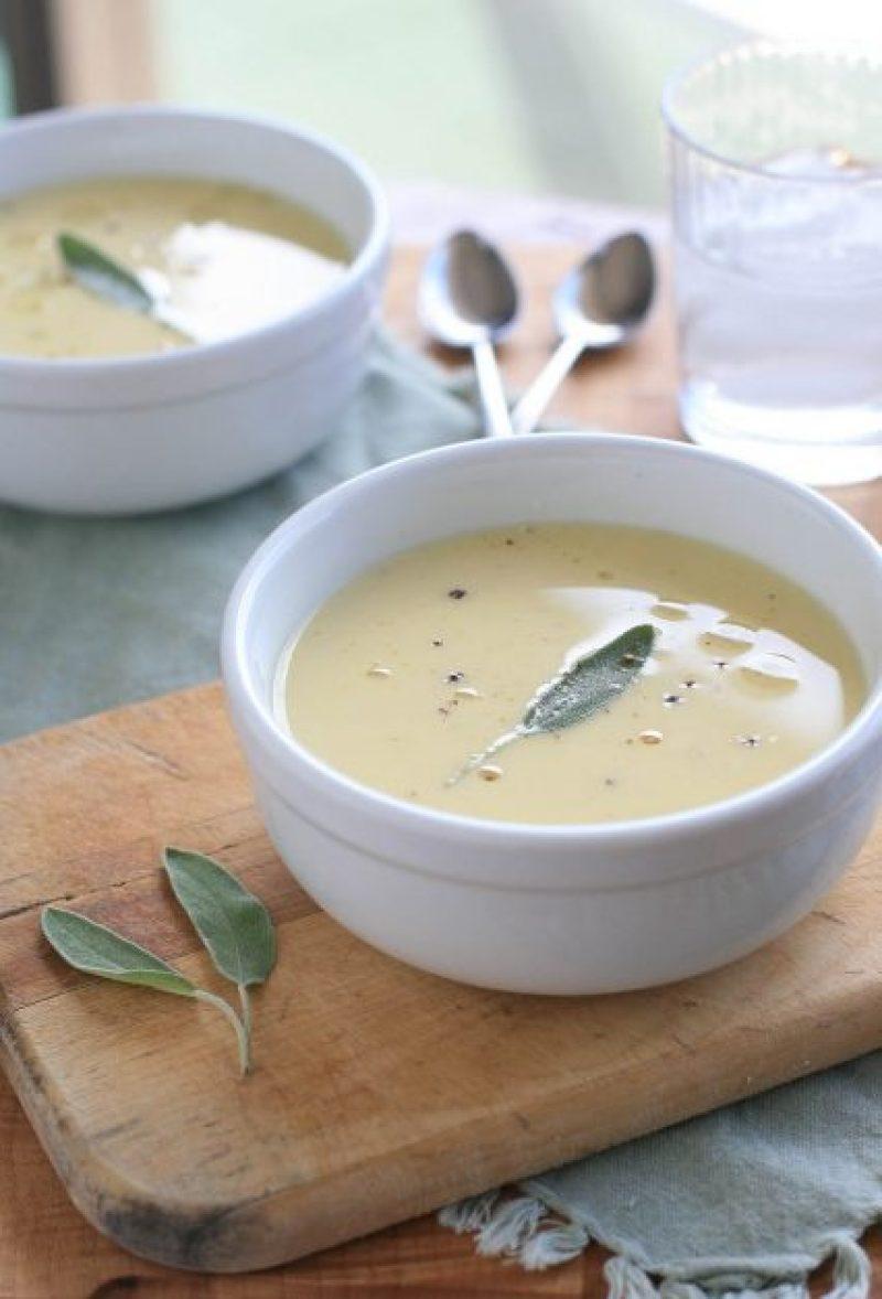 7 божественных диетических крем — супов на каждый день недели