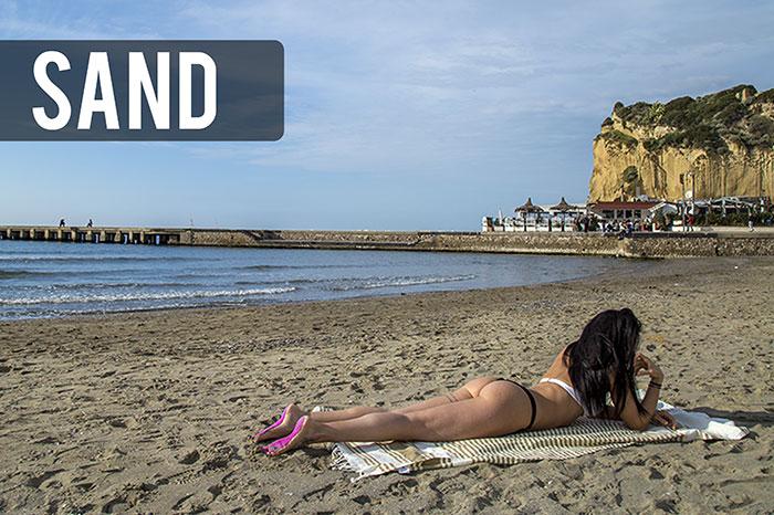 Чао, шлепанцы! Новая пляжная мода — наклейки на ступни