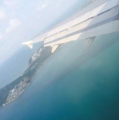 Before we landed