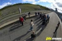Førermøte på Arctic Circle Raceway