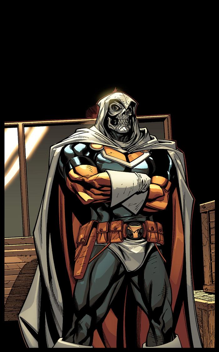 Taskmaster  Marvel Untold MUX