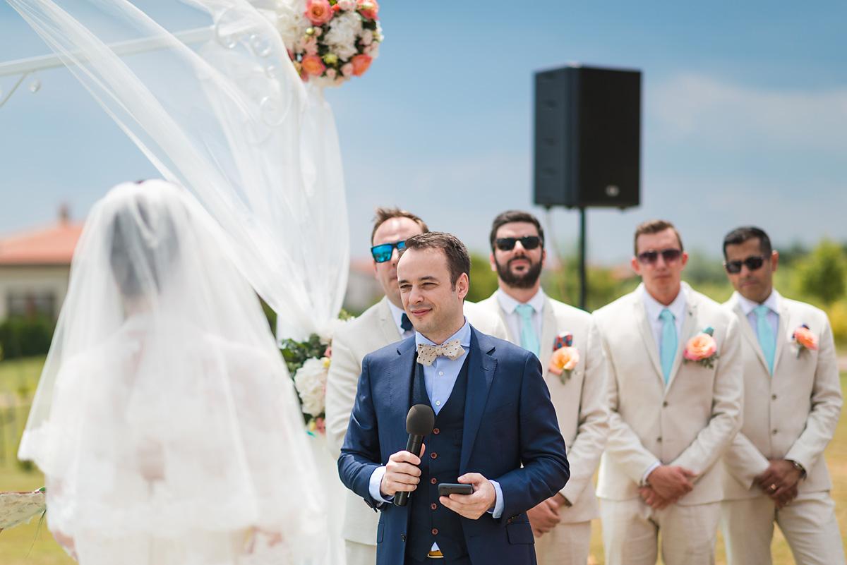 Lighthouse, изнесен ритуал, Двореца в Балчик, ритуал в Двореца в Балчик, сватба в Двореца в Балчик, сватбен фотограф, сватбени снимки, фотография