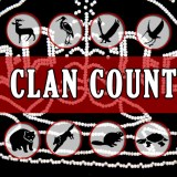 Total Enrollment & Clan Count