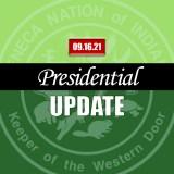 Presidential UPDATE (09.16.21)