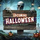 Happy Halloween!  Upcoming EVENTS