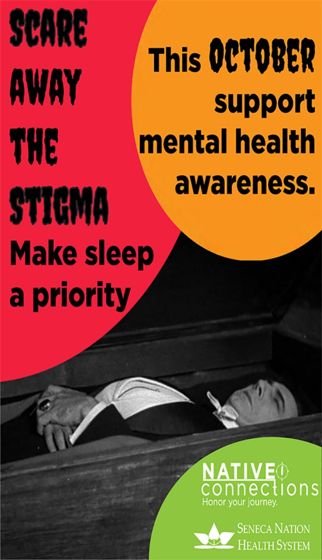 This October Support Mental Health Awareness