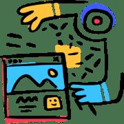 KMU's werben mit snipcard - dem ambient media werbemittel