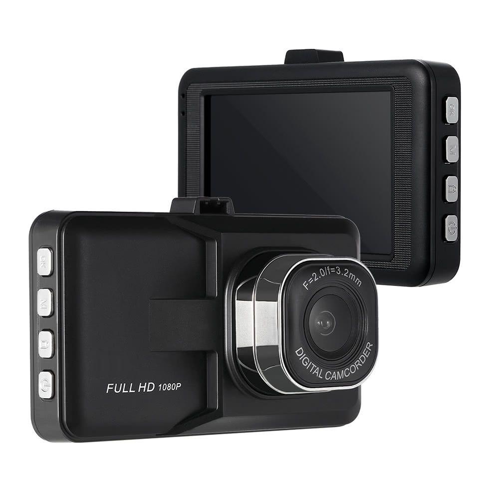 Sniper Car Or Truck Dash Cam 1224v 1080p Hd Crash Camera