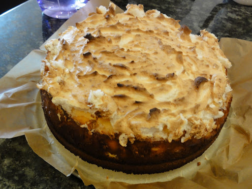 Jamie Oliver's NYS cheesecake