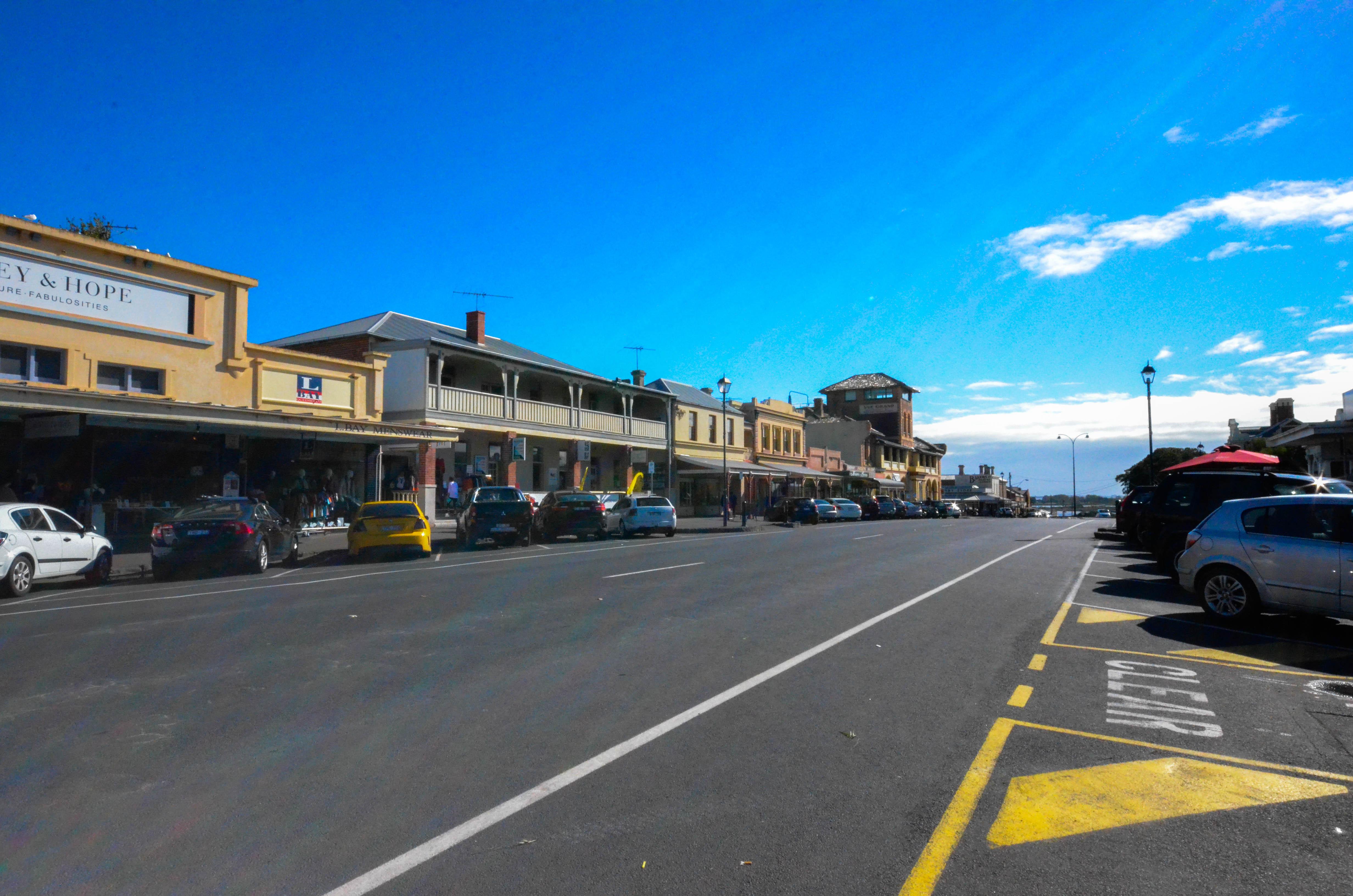 Queenscliff-Town centre