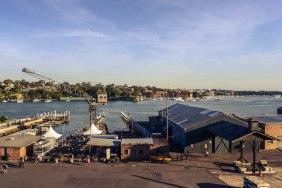 19th Biennale of Sydney at Cockatoo Island