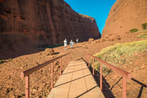 Valley of the Winds Walk
