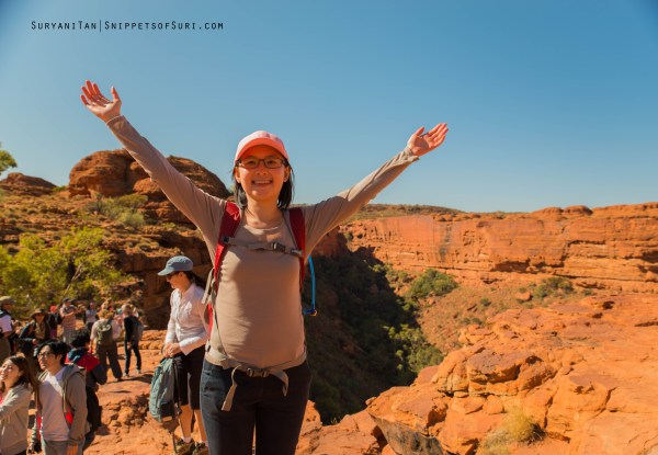 Conquered Kings Canyon! YAY!