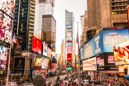 Times Square   New York   USA