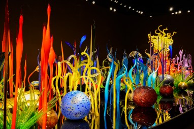 Chihuly Garden and Glass Exhibit 4