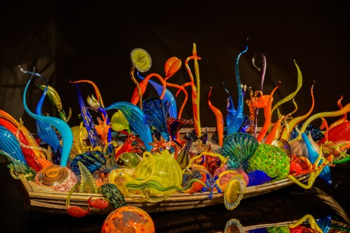 Chihuly Garden and Glass Exhibit 6